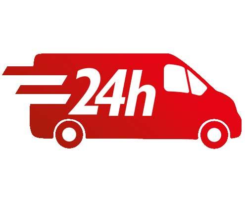 24h Blitz-Umzug