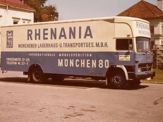 Firmenumzüge für Büros, Behörden, Archive, Praxen oder Labore in München